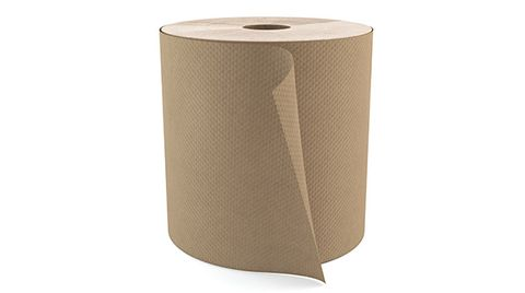 PERFORME Roll Paper Towel; Kraft; 800'; 6 Rolls per Case