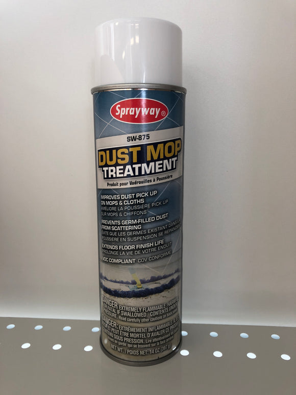 Dust Mop Treatment Aerosol 14oz