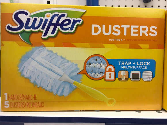 Swiffer Duster Complete With 5 Refill