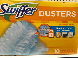 Swiffer Duster Refill 10 per Box