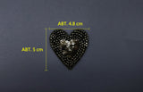 Embellishment Heart Shape