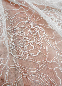 Beads Embroidery Lace