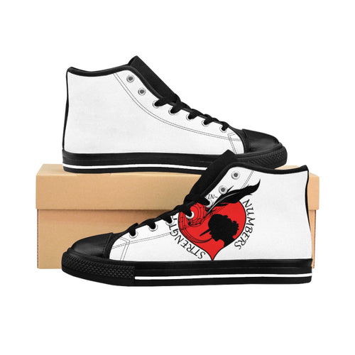 S.I.N Men's High-top Sneakers