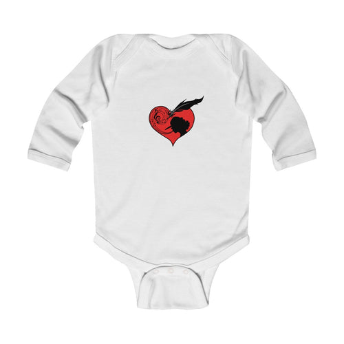 S.I.N Infant Long Sleeve Onesie