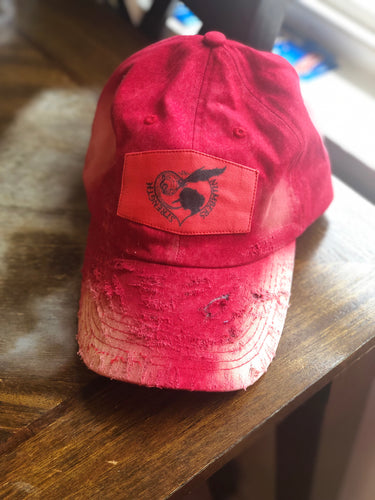 S.I.N Distressed/ Acid Washed Dat Hat