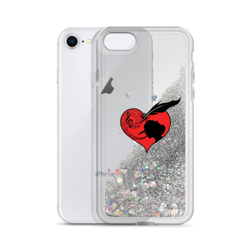 S.I.N Liquid Glitter Phone Case