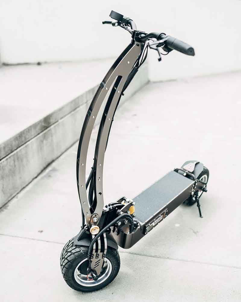 The best electric scooter Weped GT