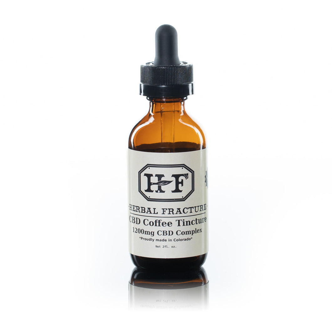 Coffee Full Spectrum Tincture 1200mg