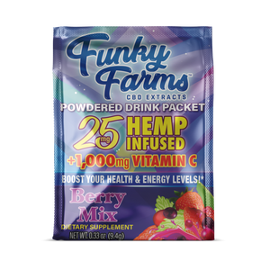 Drink Packet Berry 25mg