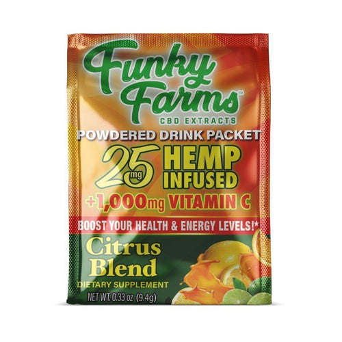 Drink Packet Citrus 25mg