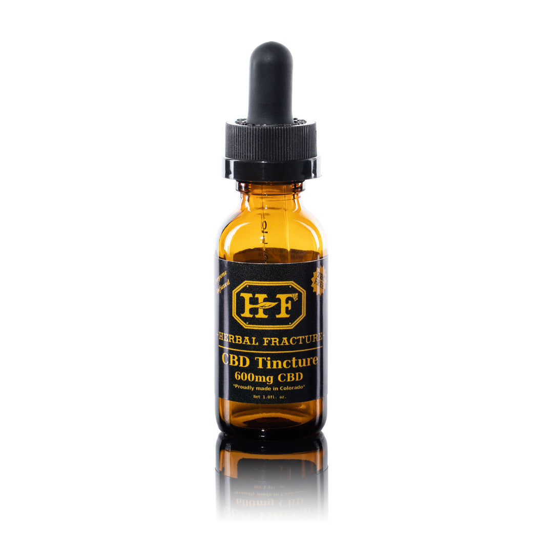 Natural Isolate Tincture 600mg