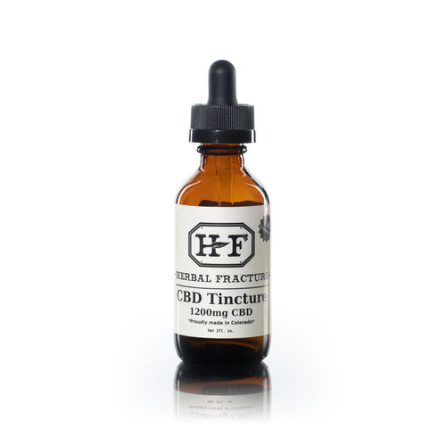 Natural Full Spectrum Tincture 1200mg