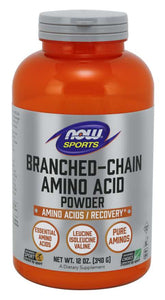 NOW Sports Branched Amino Acid Powder 12oz