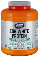 Load image into Gallery viewer, NOW Sports Egg White Protein 1.2lbs