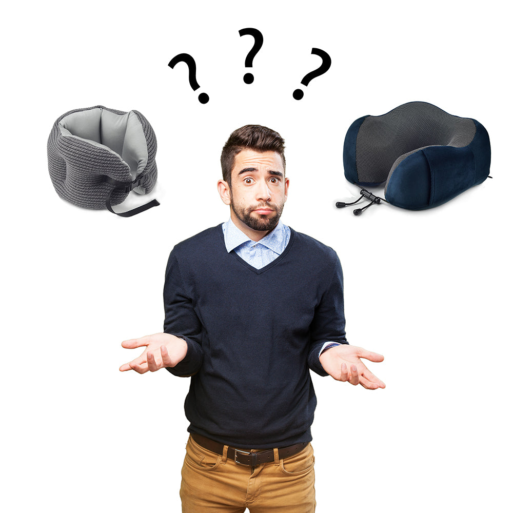 How to Choose the Right Neck Pillow for You
