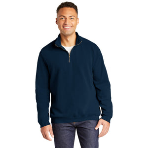 Comfort Colors ® Ring Spun 1/4-Zip Sweatshirt