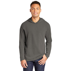 Comfort Colors ® Heavyweight Ring Spun Long Sleeve Hooded Tee