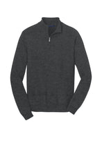 Load image into Gallery viewer, Port Authority® 1/2-Zip Sweater