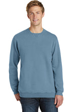 Load image into Gallery viewer, Port & Company® Garment-Dyed Crewneck Sweatshirt