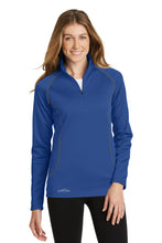 Load image into Gallery viewer, Eddie Bauer® Ladies 1/2-Zip Base Layer Fleece