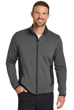 Load image into Gallery viewer, Eddie Bauer® Full-Zip Heather Stretch Fleece Jacket