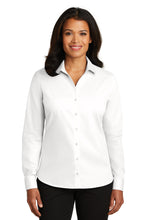 Load image into Gallery viewer, Red House® Ladies Non-Iron Twill Shirt