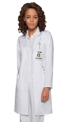 37 Inch Juniors 4 Pocket Lab Coats