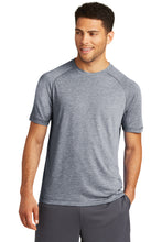 Load image into Gallery viewer, Sport-Tek® PosiCharge® Tri-Blend Wicking Raglan Tee -  Super Soft