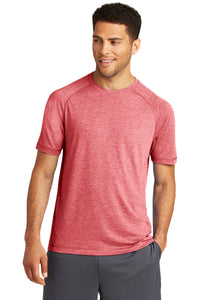 Sport-Tek® PosiCharge® Tri-Blend Wicking Raglan Tee -  Super Soft