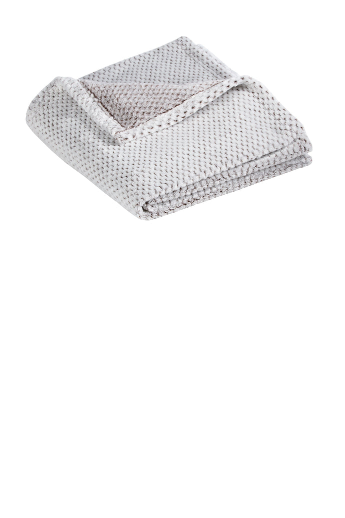 Port Authority ® Plush Texture Blanket