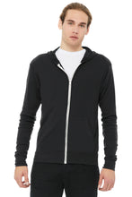 Load image into Gallery viewer, BELLA+CANVAS ® Unisex Triblend Full-Zip Lightweight Hoodie