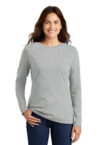 Nike Ladies Core Cotton Long Sleeve Tee