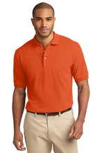 Load image into Gallery viewer, Port Authority® Heavyweight Cotton Pique Polo