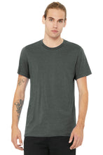 Load image into Gallery viewer, BELLA+CANVAS ® Unisex Heather Short Sleeve Tee