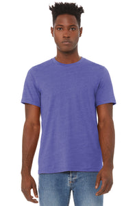 BELLA+CANVAS ® Unisex Heather Short Sleeve Tee