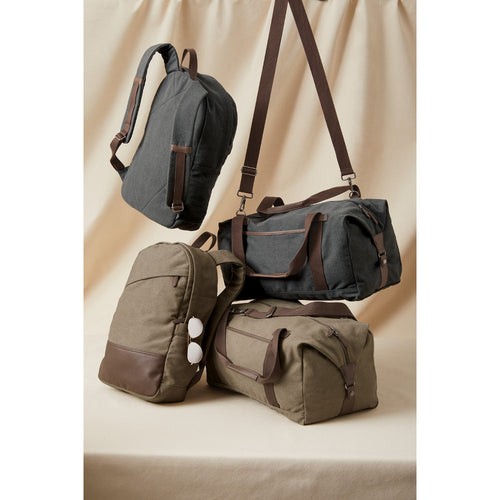 Port Authority ® Cotton Canvas Duffel