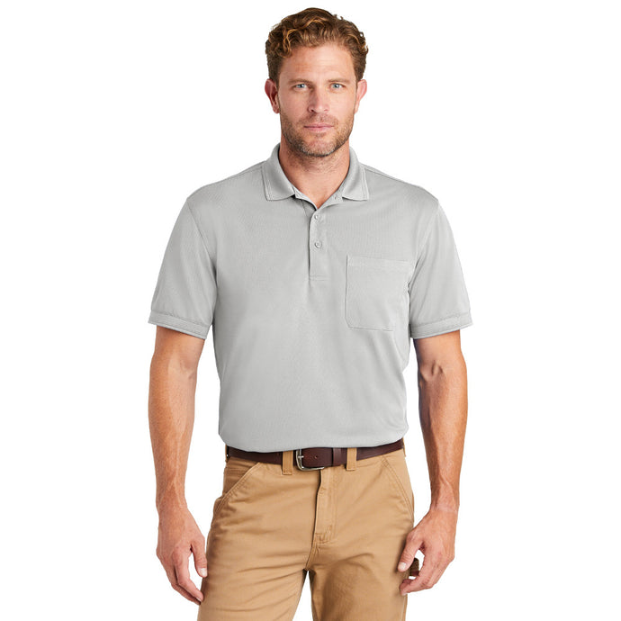 CornerStone ® Industrial Snag-Proof Pique Pocket Polo