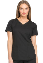Load image into Gallery viewer, Ladies Dynamix V-Neck Top