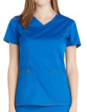 Load image into Gallery viewer, Women's Essence V-Neck Scrub Top