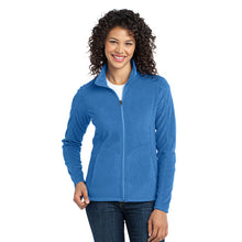 Load image into Gallery viewer, Ladies Microfleece Jacket