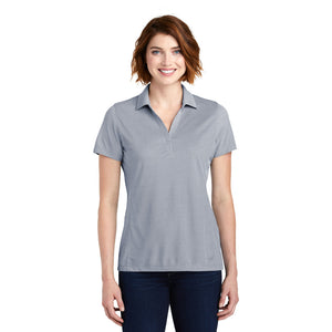 Port Authority ® Ladies Poly Oxford Pique Polo