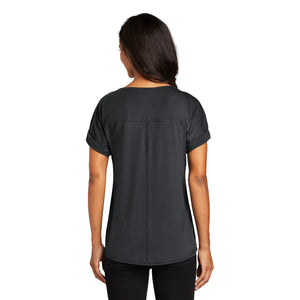 OGIO ® Ladies Luuma Cuffed Short Sleeve