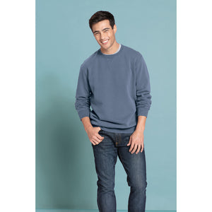 Port & Company® Garment-Dyed Crewneck Sweatshirt