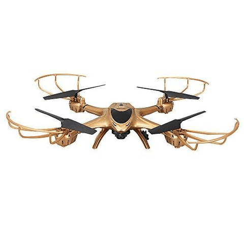 X401H Predator Gold Drone with Altitude Hold Mode