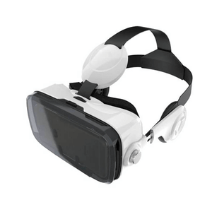 "VR Box Glasses for 3.5-6"" Phone Screens with Bluetooth Control"