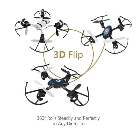 3D Flip Mini RC Helicopter 2.4Ghz Drone Toy