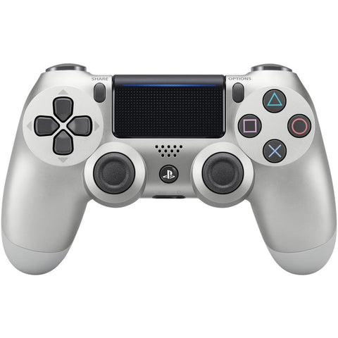 PlayStation DUALSHOCK 4 Wireless Controller (Silver)