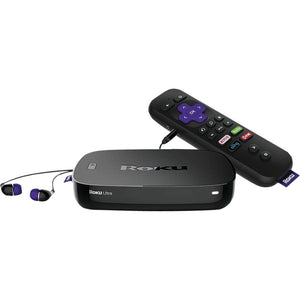 Roku(R) 4640XB Refurbished Roku(R) Ultra Streaming Player
