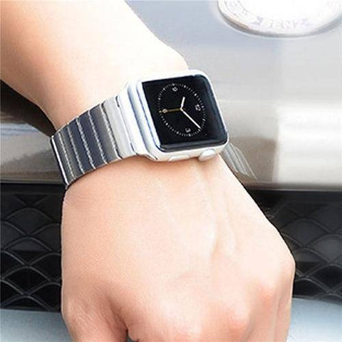 Bracelet Stainless Steel Band with Protective Case