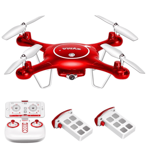 "Image of Drone - 23"" (8MP high resolution camera)"